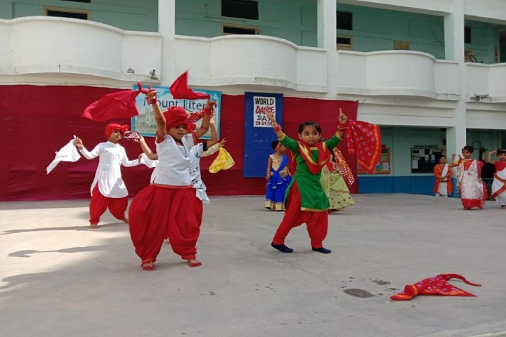 Mount Litera Zee School-Dance Performance