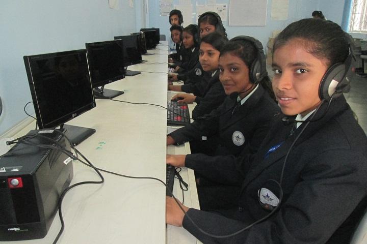 Mount Litera Zee School-Language Lab