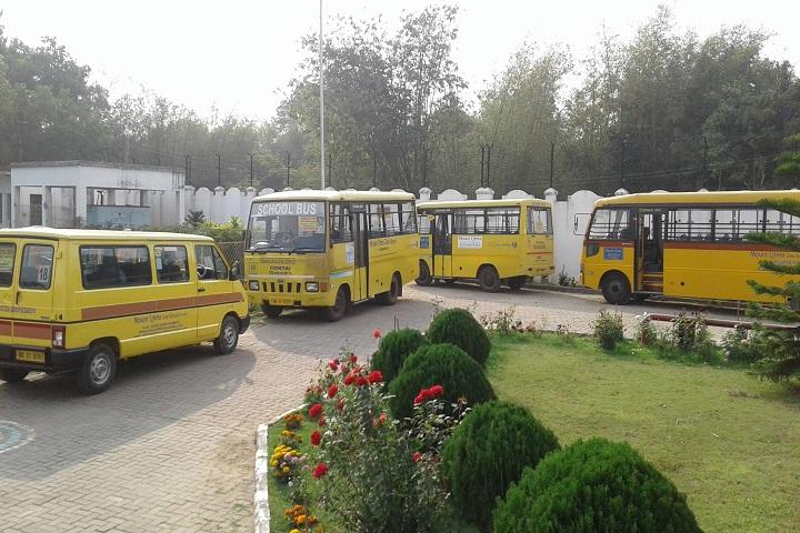 Mount Litera Zee School-Transportation