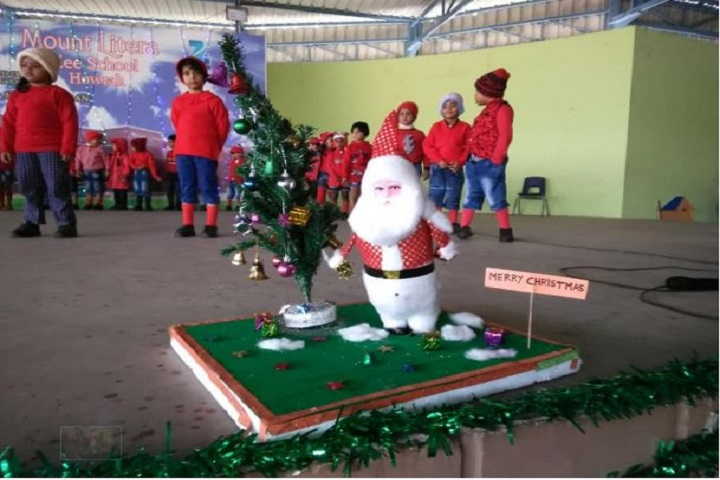 Mount Litera Zee School-Christmas Celebration