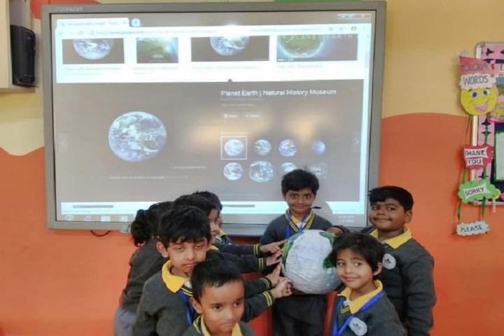 Mount Litera Zee School-Concept Time