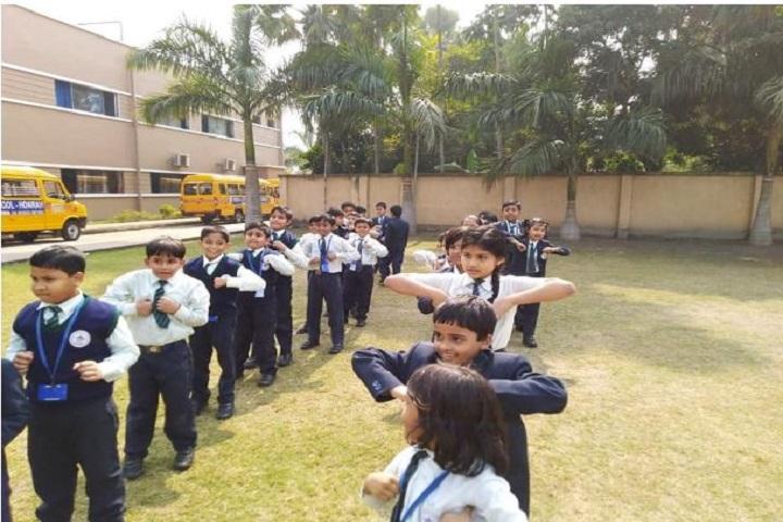 Mount Litera Zee School-Games Activity