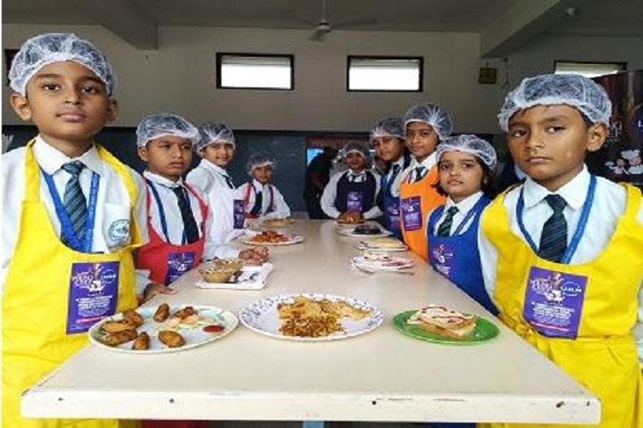 Mount Litera Zee School-Junior Chief Competition