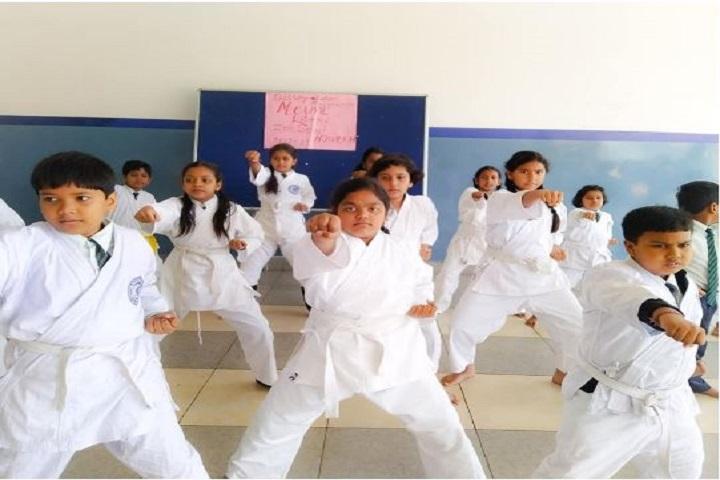 Mount Litera Zee School-Karate Class