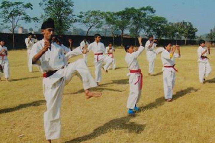 Nandlal Jalan Shiksha Sadan-Karate Class
