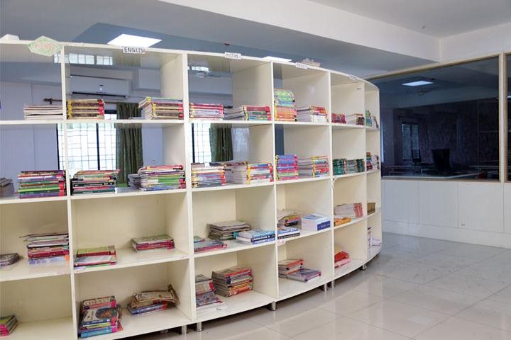 Narayana School-Library