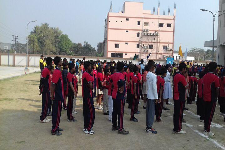 Narayana School-Rally