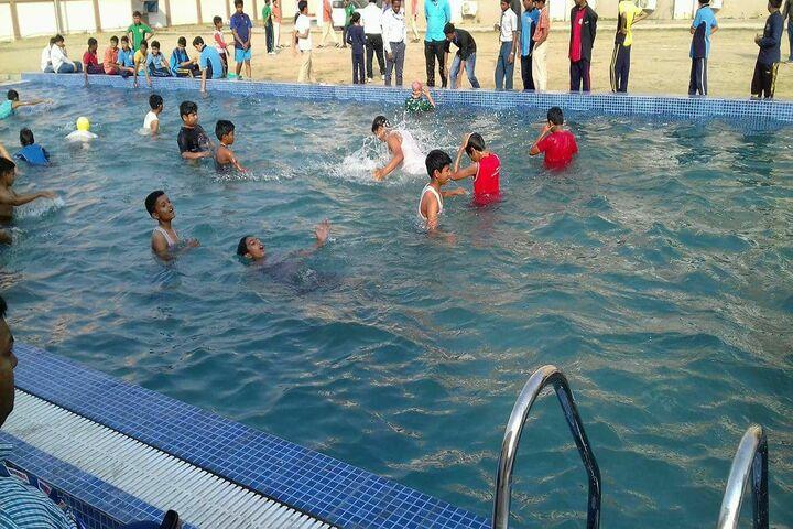 Narayana School-Swimming Pool