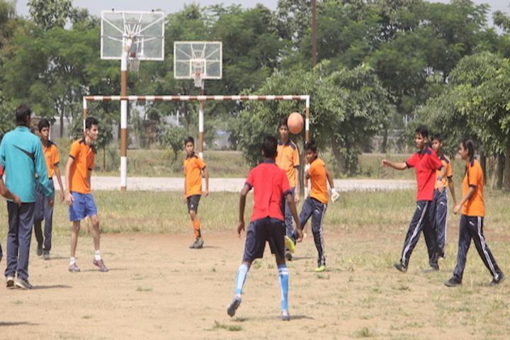 Brighton International School-Foot Ball