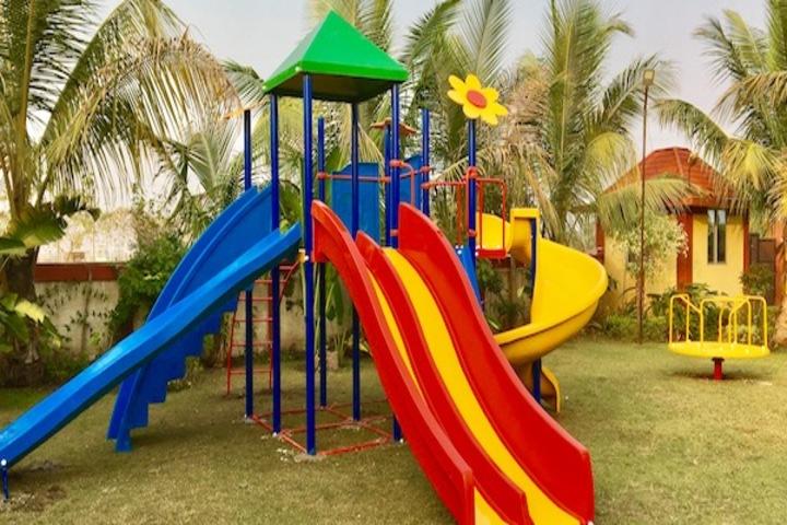 Brighton International School-Kids Play Park