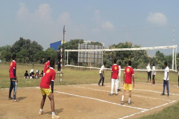 Brighton International School-Volley Ball