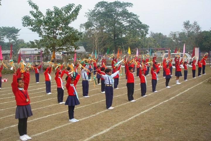 Naxalbari Heritage Academy-Exercise