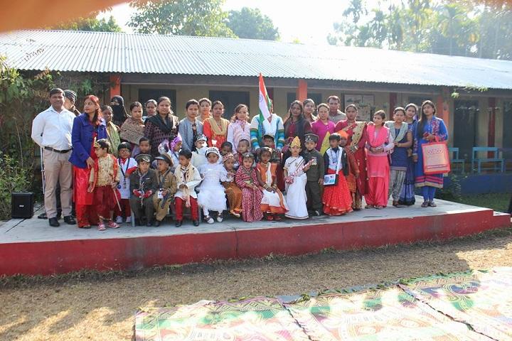 Naxalbari Heritage Academy-Fancy Dress
