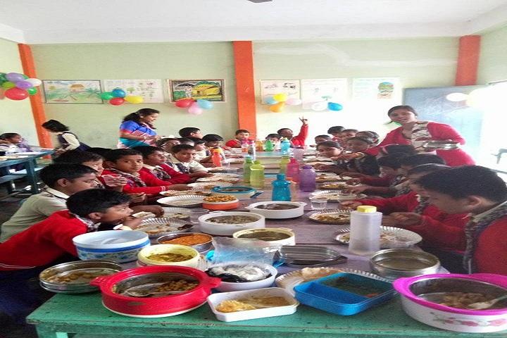 Naxalbari Heritage Academy-Food Activity