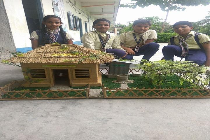 Naxalbari Heritage Academy-Science Exhibition