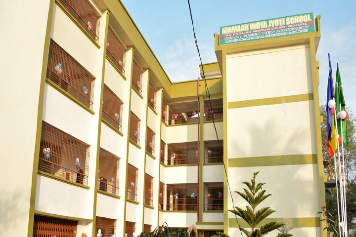 Nirmaan Vidya Jyoti School-School Building