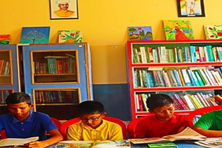 North Point Residential School-Study Room