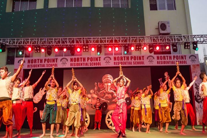 North Point Secondary School-Dance Events