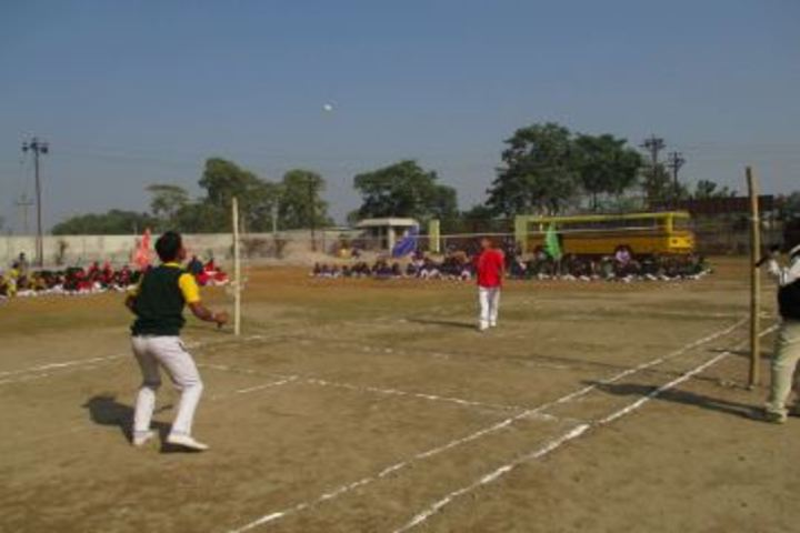 North Point Secondary School-Outdoor Game