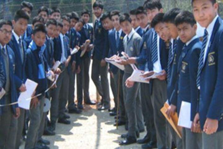 Notre Dame Academy-Boys