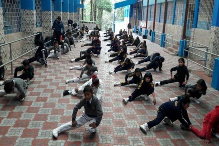 Notre Dame Academy-Exercise