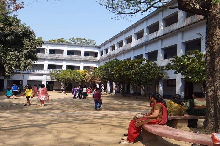 Panisheola Indira Samiti Vidyapeeth-Campus View