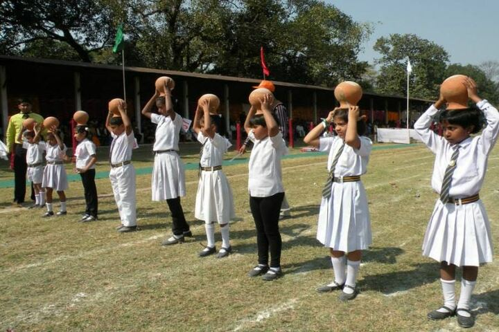 Priyadarshini Public School-Game