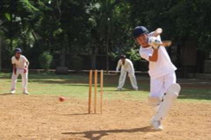 Ryan International School-Cricket