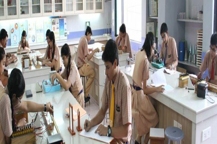Ryan International School-Laboratory
