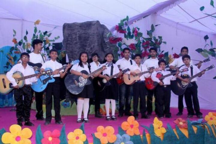 Ryan International School-Music