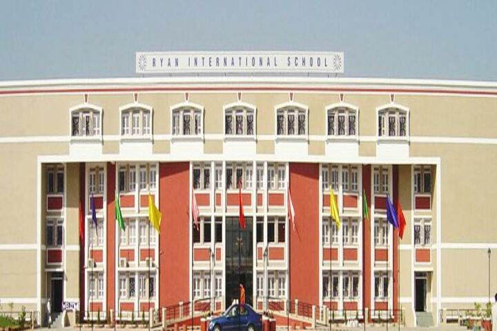 Ryan International School-School Building