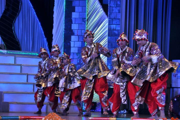 BSP SR SECONDARY SCHOOL dance