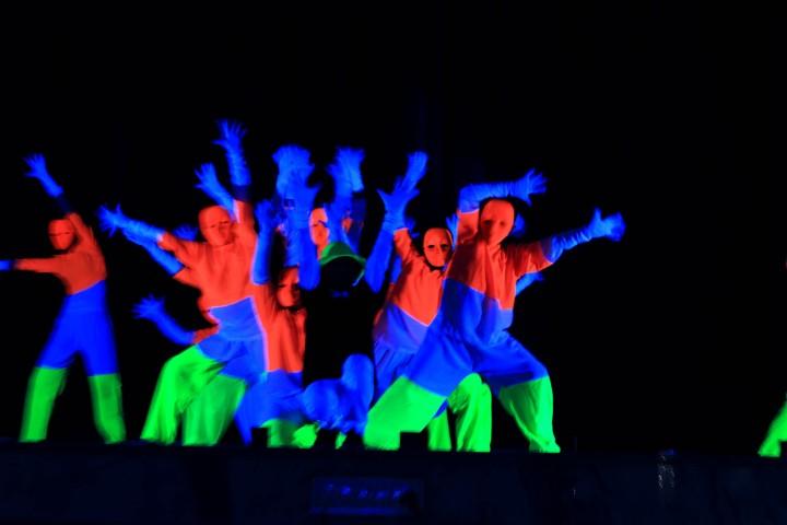 BSP Senior Secondary School-Dance