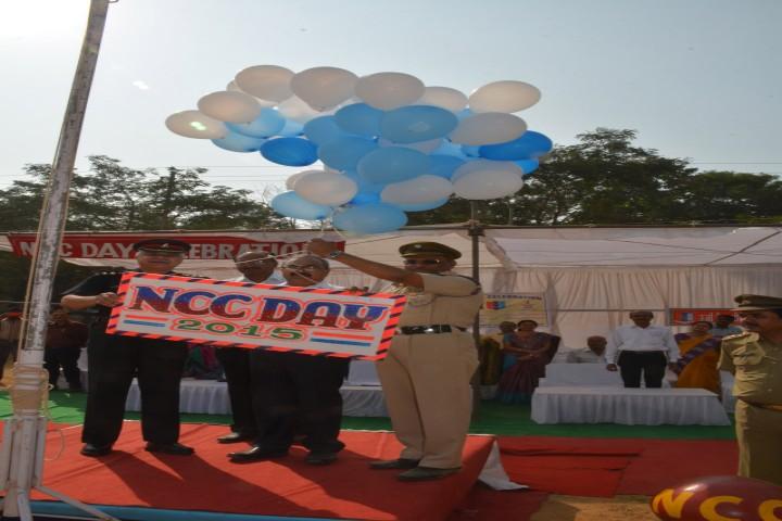 BSP Senior Secondary School-NCC Day