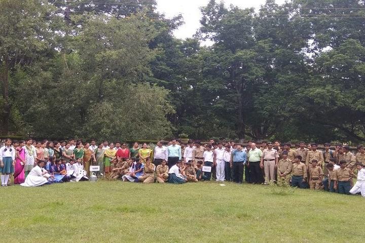 BSP Senior Secondary School-NCC Team