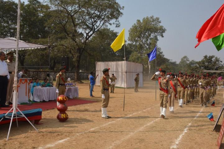 BSP Senior Secondary School-Parade