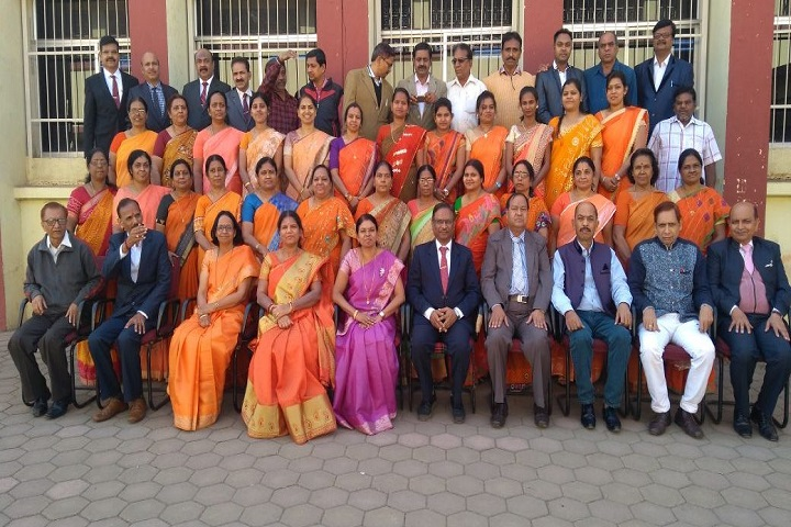 BSP Senior Secondary School-Staff Group Photo