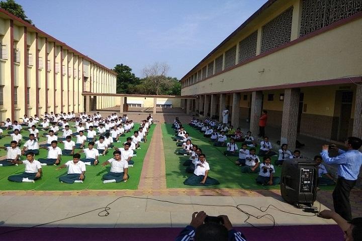 BSP Senior Secondary School-Yoga