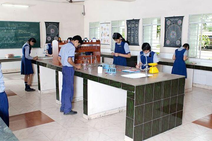 S K S Public School-Biology Lab