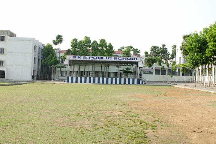 S K S Public School-Campus View
