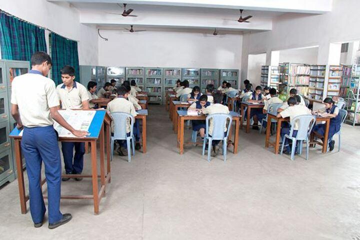 S K S Public School-Library