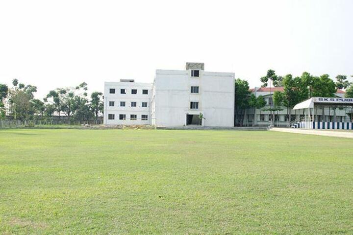 S K S Public School-Play Ground