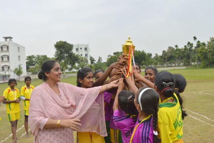 S K S Public School-Champions
