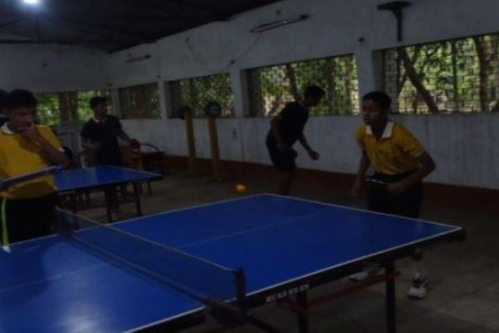 Sainik School-Indoor Games