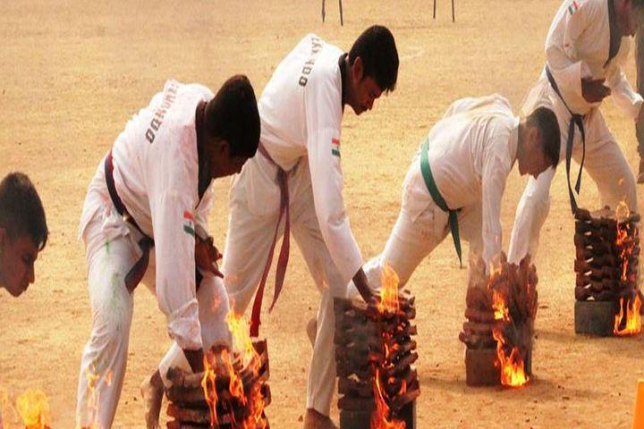 Sainik School-Martial Arts