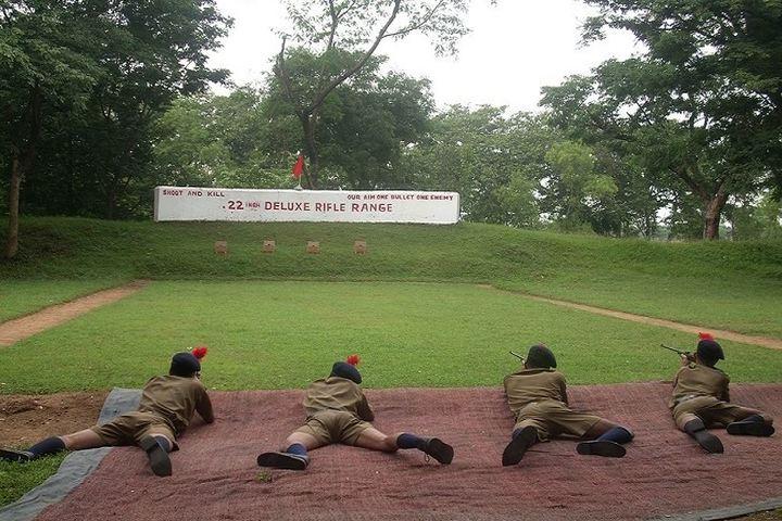 Sainik School-Sainik Training