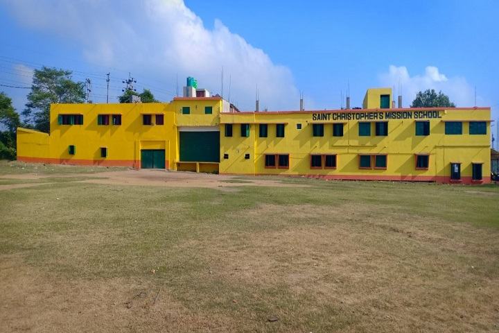 Saint Christophers Mission School-School-Building