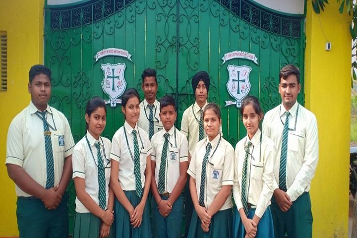 Saint Christophers Mission School-Students