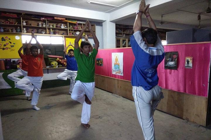 Saint Christophers Mission School-Yoga