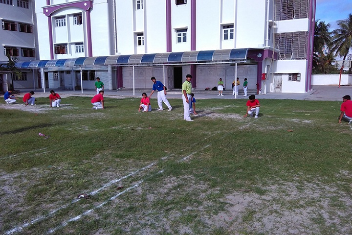 Salt Lake Shiksha Niketan-Games